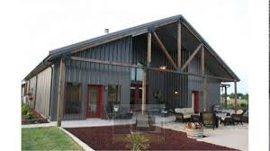 Metal House Designs Metal House Buildings Home Design Ideas