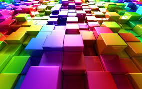 437933 Title Abstract Cube Wallpaper ...