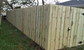 Wood Fences Miami
