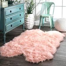 pink sheepskin rug light pink faux sheepskin rug pink sheepskin rug dunelm