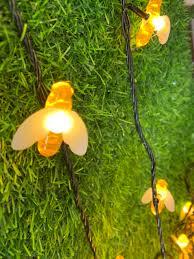 Dây đèn led con ONG ngoài trời 8m-58 led giá sỉ 120k - 120.000đ