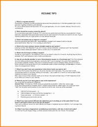 Different Resumes For Different Jobs Different Resume Formats Best Of Work History Resume Format 29
