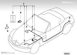 1999 e36 z3 2 8 alarm woes source bmwfans info parts catalog z3 larm system 2