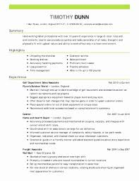 Resume Bullet Points For Cashier New Professional Cashier Resume