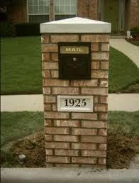 brick mailbox flag. Unique Brick Hidden Valley Estates Is A Private Community Of 39 Singlefamily Homes  Located In La Jolla California With Brick Mailbox Flag