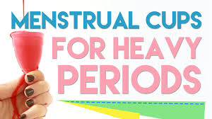 Heavy Flow To Light Flow Period Heavy Period With A Menstrual Cup Tips Advice From A Heavy