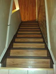 how to install vinyl plank flooring on stairs top vinyl flooring for stairs luxury vinyl plank