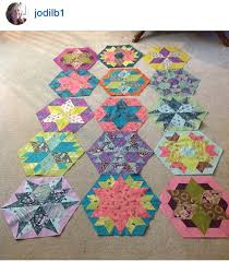 ParkBenchQuilt - Finished quilts & blocks on design walls ... & I'm loving how your tops and finished quilts are coming together and the  fabrics you have chosen to make your quilt unique! Adamdwight.com