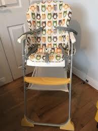 joie high chair belfast