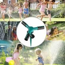 <b>360</b> Вращающийся садовый опрыскиватель для полива лужайки ...