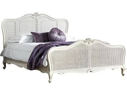 Cane Bed Chalk King Size Cane Bed White Cane Bed Frame ...