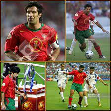 ตามมาด้วยเสื้อทีมชาติโปรตุเกสชุดลุยศึกยูโร2004ของยอดปีกระดับ