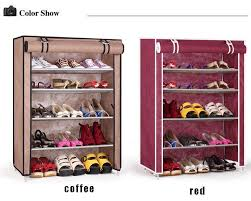 shoes cabinets furniture. shoe cabinet shoes storage organizer thick nonwoven fabric racks home furniture single row cabinets e
