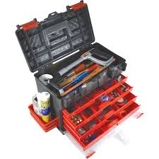 kennedy cantilever tool box. kennedy professional 4-drawer tool chest cantilever box c