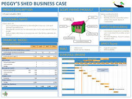 It Project Business Case Template Business Case Template Example Oninstall 5
