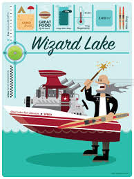 Wizard Lake Depth Chart Eldesigno Eldesigno Twitter