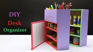 How to make a DIY Desk Organizer