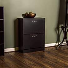 Black - Cabinets / Hallway Furniture: Home & Kitchen - Amazon.co.uk