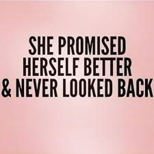 Instagram Quotes About Being Single She Promised Herself Better And Never Looked Back Single 16