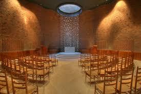 Mit Chapel Designer Saarinen Crossword A Building A Day
