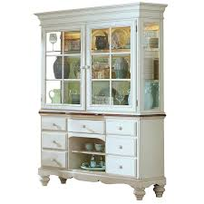 Hillsdale Furniture's Pine Island Old White Buffet and Hutch - Free  Shipping Today - Overstock.com - 17351399