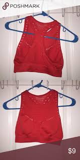 Aerie Sports Bra Crop Top Aerie Sports Bra Crop Top Aerie Tops