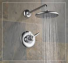 Type of shower Shower Head Standard Shower Delta Faucet Selecting Your Shower Style Bath Delta Faucet