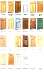 style kitchen cabinet doors old diffe styles of cabinets door names high