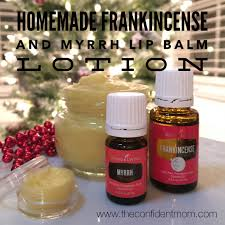 this powerful lip balm moisturizer uses frankincense and myrrh essential oils and will leave your lips