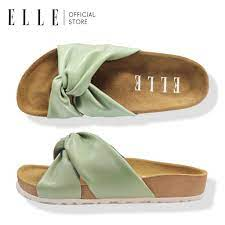 ELLE SHOES รองเท้าแตะ - SAHAGROUP ONLINE