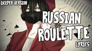Bring out the guns we love the danger one two three just pull the trigger one bullet left inside the chamber let us play some russian roulette. Russian Roulette Tungevaag Download Flac Mp3