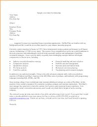 7 Cover Letter Template Internship Cote Divoire Tennis