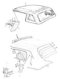 mk3 sprite wiring diagram austin healey sprite & mg midget Mg Midget 1500 Wiring Diagram hardtop sprite iii & iv, midget ii, iii & 1500 seats and interior mg midget 1500 wiring diagram