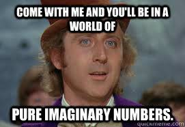 imaginary numbers memes | quickmeme via Relatably.com