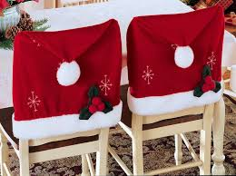 furniture covers for chairs. Santa Hat Christmas Chair Covers Furniture For Chairs