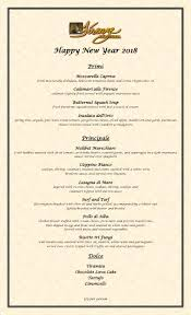 New Year Menu Try A Touch Of Tuscany For Your New Years Celebration