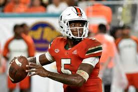 Miami Football Preview 2019 What Manny Diazs Canes Need