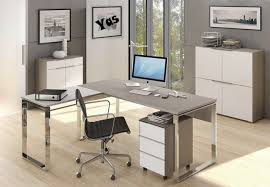chrome office desk. Maja Yas 180cm Wide Sand And Chrome Office Desk (1527 5559) Shown With Optional E