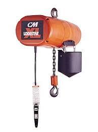cm lodestar hoist wiring diagram cm image wiring lodestar xl electric chain hoist 5201h capacity 2 7 1 2 ton on cm lodestar hoist