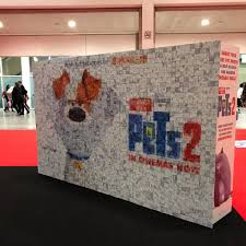 <b>Photo Mosaic</b> Wall hire across the UK | Premier Events Leicester