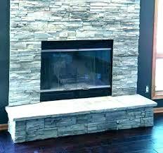 stacked stone cost stone veneer fireplace cost stacked stone veneer for fireplace stacked stone veneer fireplace