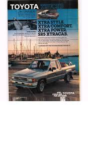 1987 Toyota SR5 Xtracab Sport truck - National Geographic June ...