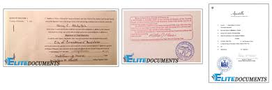 New York Apostille Authentication Elite Documents