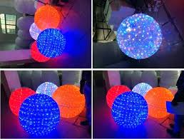 light inspirational for trees colored led outdoor lights ball lighted spheres