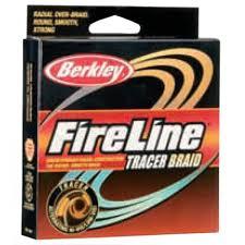 Fireline Diameter Chart Berkley Fireline Tracer Braid 110m