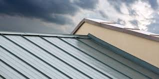 corrugated metal roofing installation