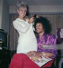 Jimi Hendrix and Roselyn Morris - Dating, Gossip, News, Photos