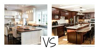 stained wood kitchen cabinets paint recently white v kitchen painting dark wood kitchen cabinets white