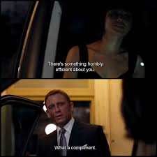 James Bond Quotes New Quantum Of Solace Movie Quotes Escape Matter