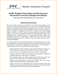 Executive Summary Format Template Basic Payslip Template Excel
